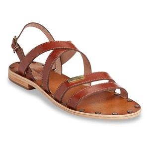 Sandálias em pele LES TROPEZIENNES PAR M.BELARBI