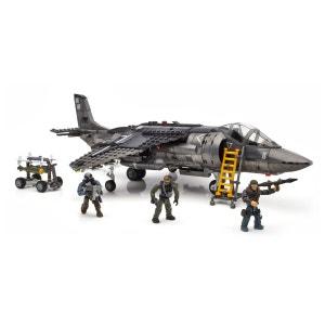 Megabloks Call of Duty : Avion de chasse Strike Fighter MEGA BLOKS