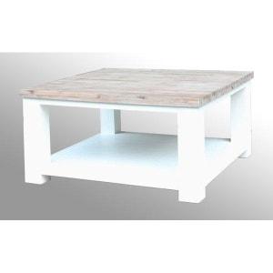 table basse acacia la redoute. Black Bedroom Furniture Sets. Home Design Ideas