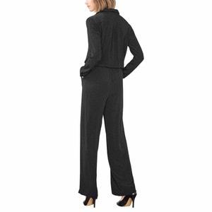 Mono-pantalón ancho ESPRIT