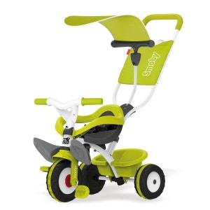 Tricycle Baby Balade Vert - SMO444192 - SMO7600444192 SMOBY
