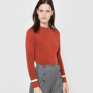 Round Neck Jumper/Sweater CORALIE MARABELLE X LA REDOUTE MADAME