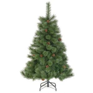 Sapin de Noël artificiel Rosée du matin - H. 240 cm - Vert FEERIE CHRISTMAS