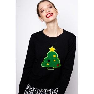 Christmas Tree Chunky Knit Jumper COMPANIA FANTASTICA