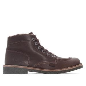 Boots pelle Kickstoner KICKERS