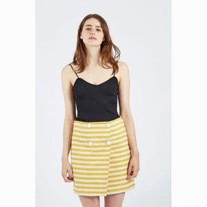 Falda Amarilla Starfruit Skirt COMPANIA FANTASTICA