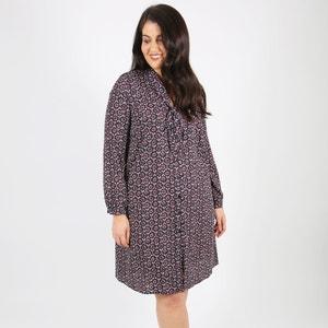 Long-Sleeved Knee-Length Dress KOKO BY KOKO
