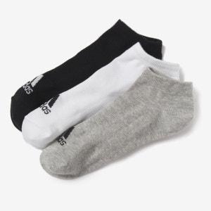 Socquettes (le lot de 3 paires) adidas