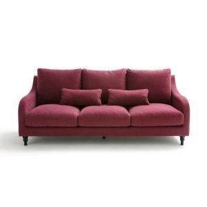 Canapé 3 ou 4 places coton et lin HERMANCE La Redoute Interieurs