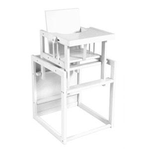 Chaise haute Cubic QUAX