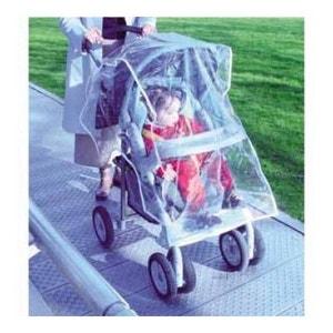 Habillage pluie universel - Babysun Nursery BABYSUN