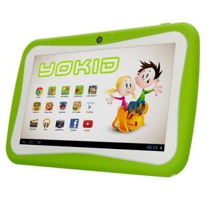 Tablette tactile enfant YOKID 7 pouces quad core android 5.1 Vert Yonis