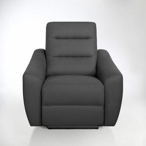 Fauteuil de relaxation électrique coton demi-natté, Gedes La Redoute Interieurs
