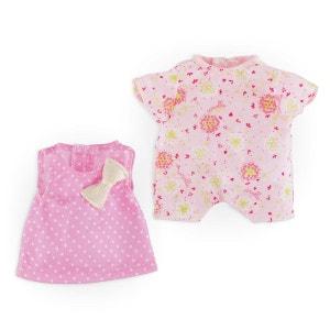 Vêtement pour mon premier Corolle 20 cm : Mon mini dressing rose COROLLE