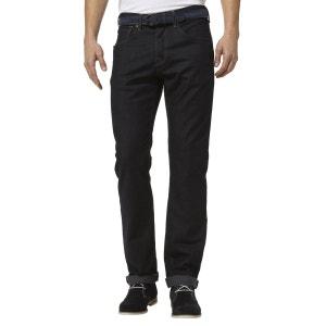 Jeans 5 bolsos corte direito comp. 34 Rolisse 5 CELIO