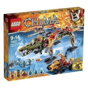 Lego 70227 Chima : Le Sauvetage du Roi Crominus LEGO