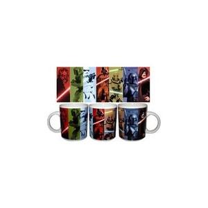 Star Wars - Mug en céramique des Vilains - SD Toys SD TOYS