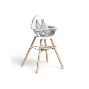 Chaise enfant bois la redoute for Chaise haute bebe la redoute