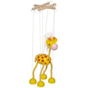 Marionnette à fils : Girafe GOKI