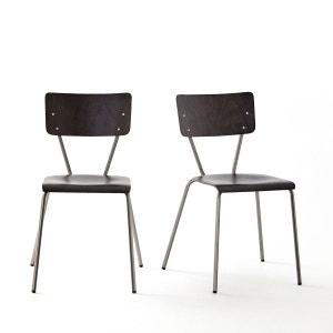 Chaise vintage, lot de 2, Hiba La Redoute Interieurs