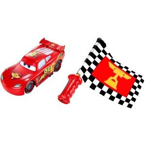 MATTEL La voiture téléguidée Flag Finish Flash McQueen voiture téléguidée MATTEL