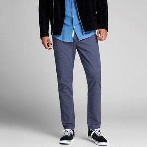 Rechte broek in tricot, Marco