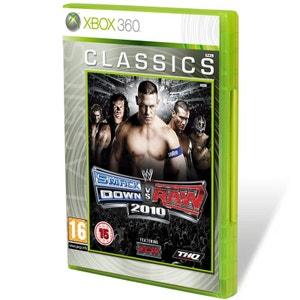 WWE Smackdown vs Raw 2010 - Classics XBOX 360 THQ