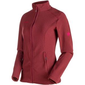 Yampa ML - Sweat-shirt Femme - rouge MAMMUT