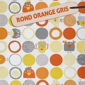 Plan à langer à fixer sur lit et matelas à langer gris orange geuther GEUTHER