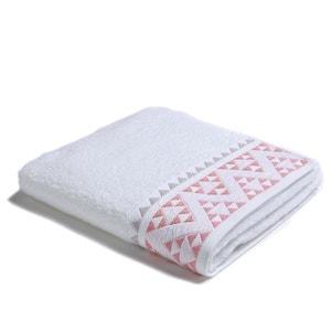 Scandi Jacquard Pure Cotton Terry Towel La Redoute Interieurs