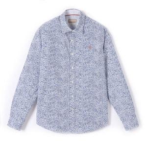 Gisborne Printed Slim Fit Shirt NAPAPIJRI