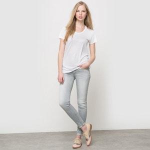 Gwenda Laced Back T-Shirt LE TEMPS DES CERISES