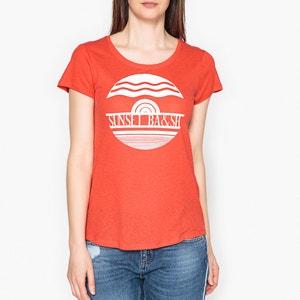 T-shirt com motivo, BIRKY BA&SH