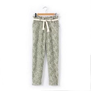 Pantalon imprimé LE TEMPS DES CERISES