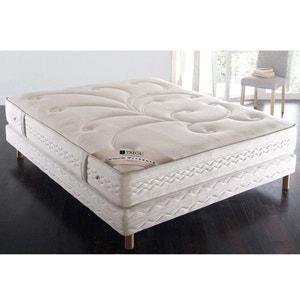 Matelas ressorts ensachés Air Spring confort luxe  ferme CENTAUREE, haut. 27 cm TRECA
