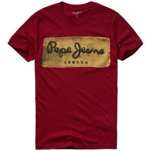 Tee-shirt Charing à motif imprimé PEPE JEANS
