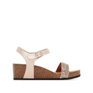 Sandales compensées Astrid LE TEMPS DES CERISES