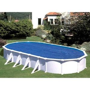 Bâche à bulles Gré pour piscine ovale 6,10 x 3,75 m GRE