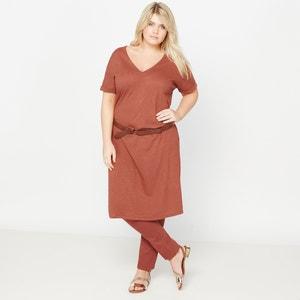 T-shirt forme tunique longue CASTALUNA