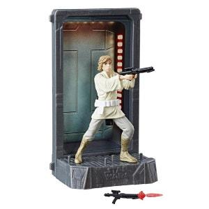 Figurine Star Wars The Black Series : Titanium Series : Luke Skywalker HASBRO