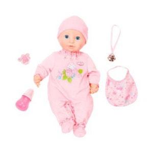 ZAPF La poupée Annabell avec différentes fonctions, 43 cm poupée bébé poupée enfant ZAPF