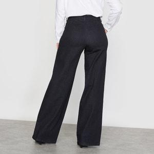Flare-Jeans, weit ausgestelltes Bein CASTALUNA