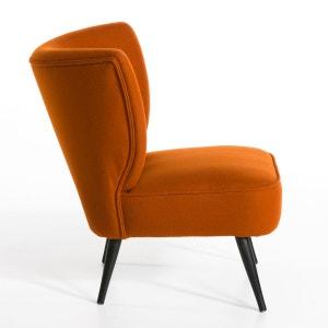 Fauteuil Orange La Redoute - Fauteuil orange