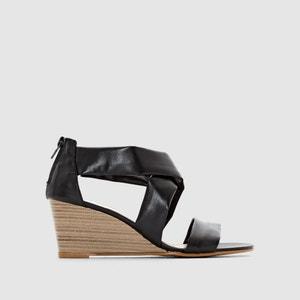Zip Back Sandals ANNE WEYBURN