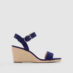 Sandales compensées cuir JONAK