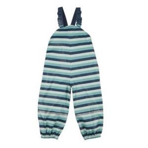 BORNINO La salopette de pluie anti-salissures pantalon de pluie bébé tenue de pluie BORNINO