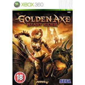 Golden Axe : Beast Rider XBOX 360 SEGA