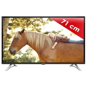 Téléviseur écran plat THOMSON - 28HA3223 LED 70 cm - HDTV - PPI 100 Hz - Dual Core - MHL - USB Audio/Photo/Vidéo HD - Noir SAMSUNG