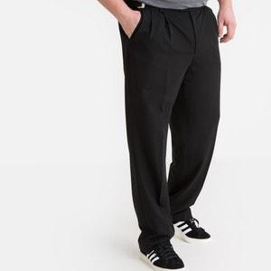 Kostuum broek, verstelbare tailleband
