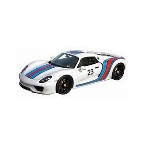 Voiture Radiocommandée Porsche Spyder Weissach  1/24 MONDO